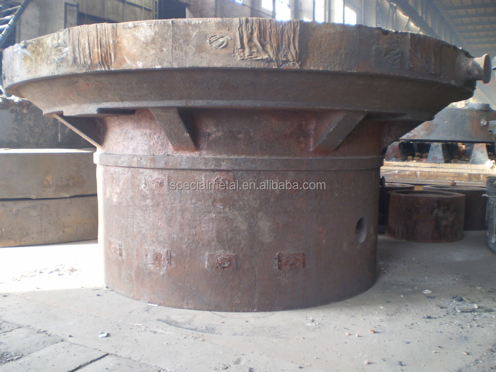 vertical mill grinding table