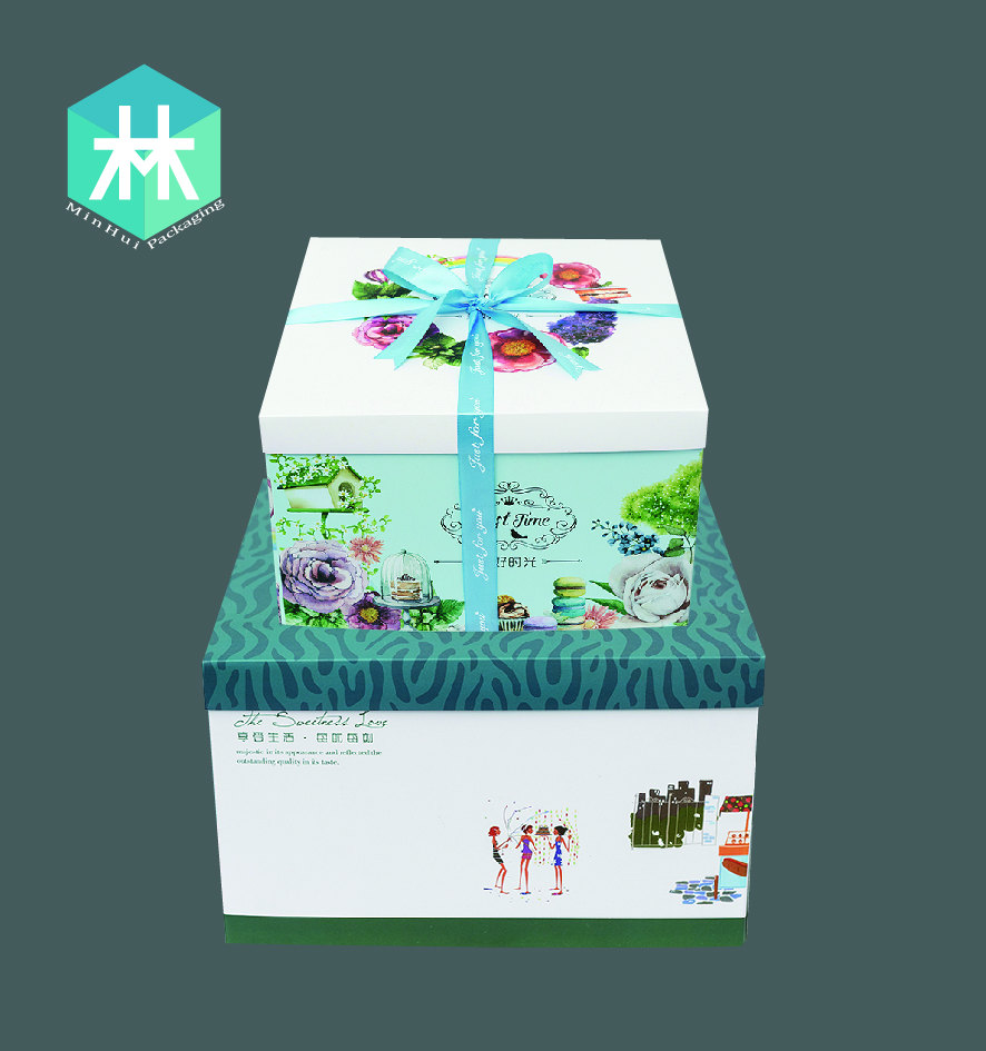 Wondrous Customized Special Design Fresh Birthday Cake Packaging Paper Box Personalised Birthday Cards Veneteletsinfo