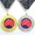 Cheap Custom Metal Gymnastics Medal And Trophies