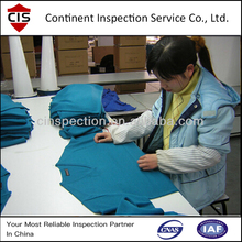 Clothes Inspection Services/Garment Fabric Quality Control