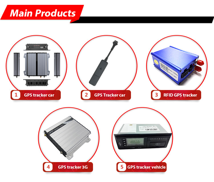 Wholesale real time transport vehicle car GPS tracker with camera
