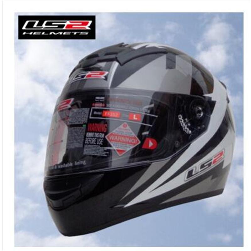 Ls2 ус 352 2016 новых мотоциклетный шлем защитный шлем