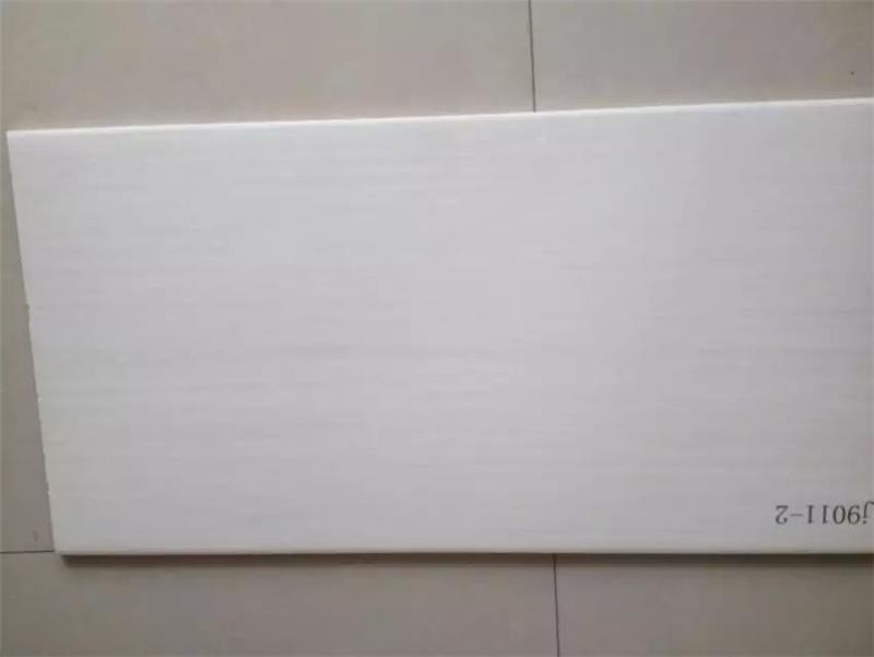 Zwart marmer porselein vloertegels 400x800mm 3d gepolijst keuken ...
