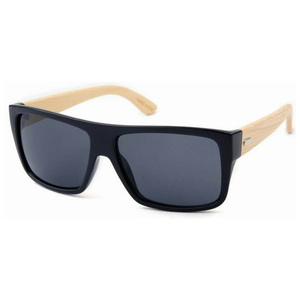 3b621f592a7 Wholesale MOQ 15 PCS cheap handmade natural PC frame bamboo wooden temple  sunglasses in china