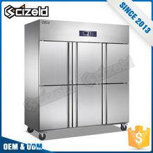 Alibaba Latest Technology Refrigerator Kitchen Equipment Commercial