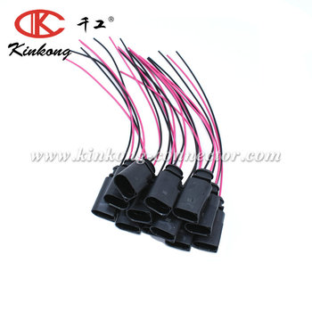 Automotive wiring harness cable assemble with VW connector WA022