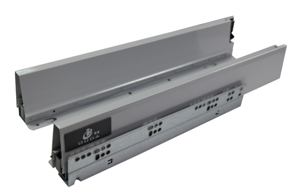 60kg Soft Close Kitchen Drawer Slide - Buy Drawer Slide ...