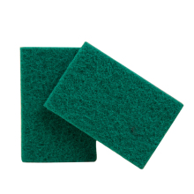 Top quality metal hardware polishing heavy duty polyester industrial scouring pad