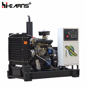 portable water-cooled 20kw diesel generator price