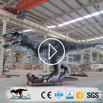 OA22802 Robotic Life Size Animatronic Dinosaur For Sale