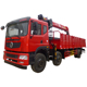 High quality Dongfeng 8ton pickup truck mounted crane