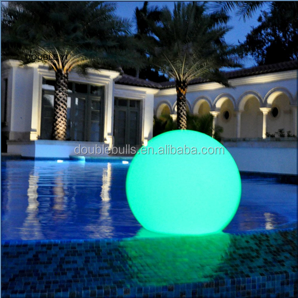 Custom China Manufacturer 9.5-inch Floating Led Pool Glow Light ...