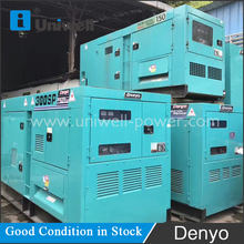 cheap used standby generator used generator japan
