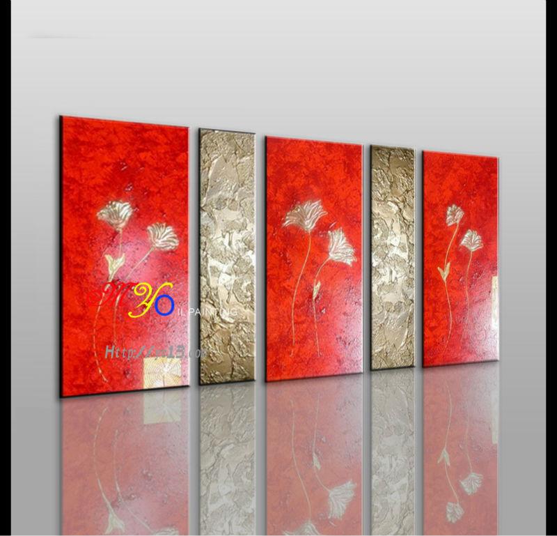 Moderna Pintura Abstrata Acr Lica Abstrata Pinturas Das