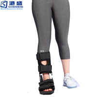 Hot selling winch ankle immobilizer walking boot orthopedic ankle support for summer season