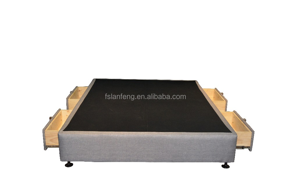 Encuentre el mejor fabricante de bases para cama con cajones y bases ...