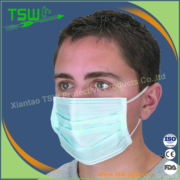 Protective face mask / Disposable nonwoven best selling consumer products