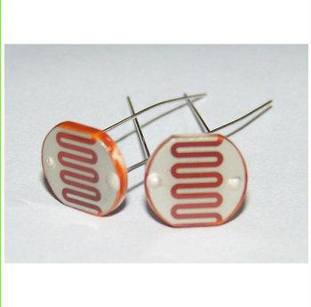 Manufacturer Mj5166 5-10k Ohm 5mm Ldr Resistor - Buy 5mm Ldr,Ldr ...