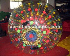Well sold aqua zorbing ball