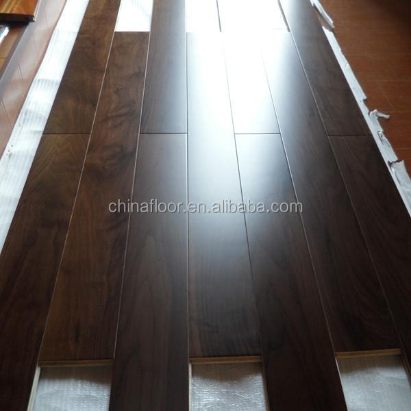 Click Wood Flooring Installation: Walnut Easy Install Wood Flooring/Easy Click Lock