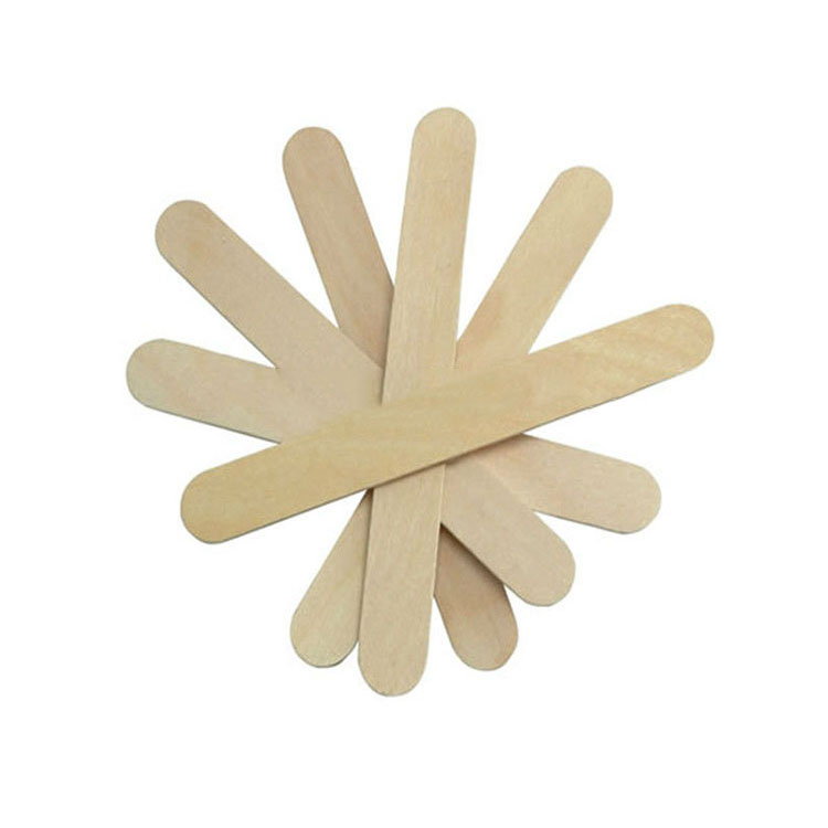 Cheap Non Sterile Disposable Wood Tongue Depressor