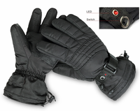 New Venture Battery Powered 9 V electrical heated Glove
