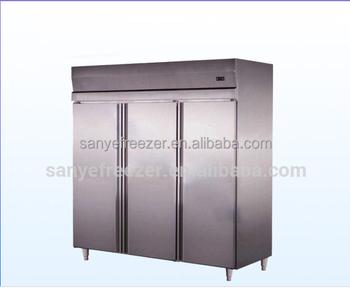 Restaurant Kitchen Fridge interesting restaurant kitchen refrigerator cfc free defrost and