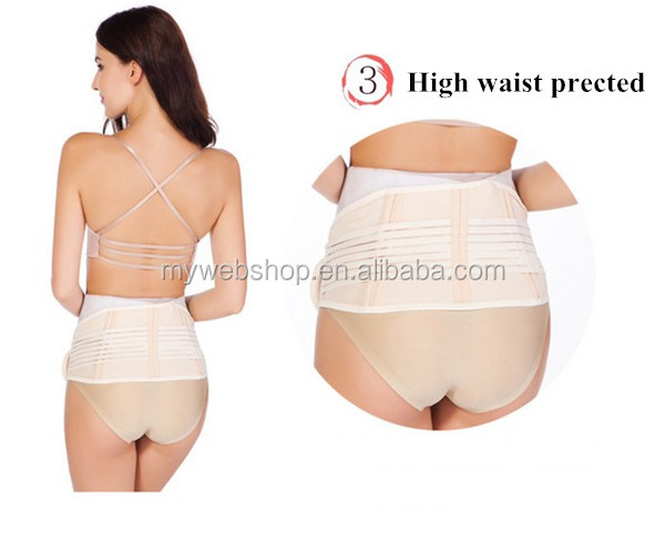 Multifunctional Pregnancy Abdominal Support Women Maternity Belts Double Usage Baby Belly Protection Belt