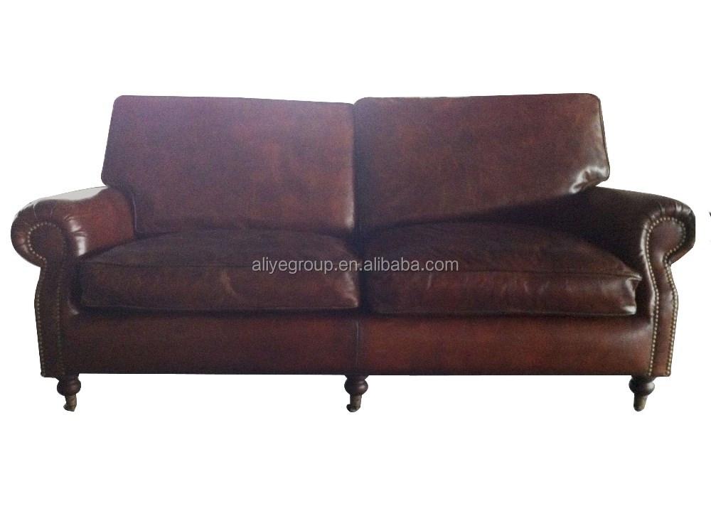 Divano Letto Singolo : Pk 5061 antique divano letto singolo imbottita cuoio vecchio stile