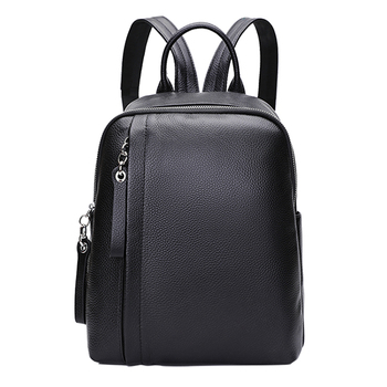 e78e66a377b3 New Type of Double Shoulder Bag Women s True Leather Bag Women s Backpack  Travel in Europe and