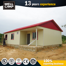 Kit Homes Made In China Steel Frame Structure Modular Homes Bungalow Prefabric Hotel Villa