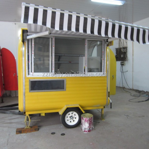 Dining Car/Used Food Trucks/Mobile Kitchen For Sale