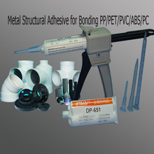 Metal Structural Adhesive for bonding PP/PET/PVC/ABS
