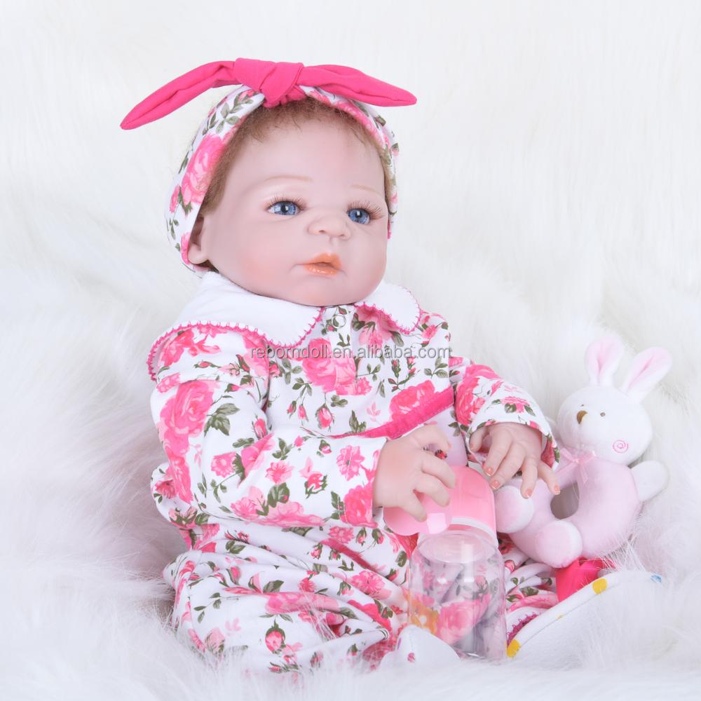 55 cm Baby alive muñeca reborn muñecas bebé recién nacido bebé ...