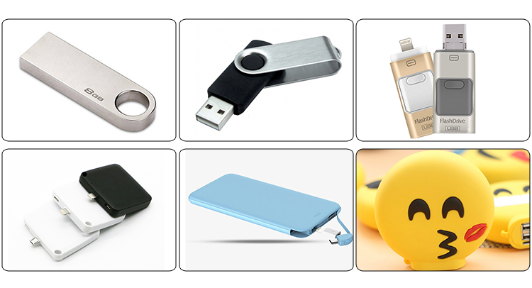 Free Sample Best Sell Metal Mini USB Flash Drive 1G 2GB 4GB 8GB 16GB 32GB 64GB