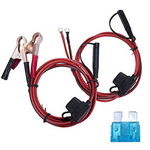 lead acid alligator clips booster cable clamp for car vehicle