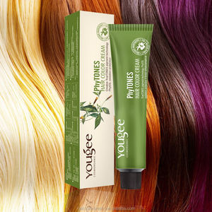 Natural Organic ingredients salon professional ion permanent hair color,professional italian hair color brands