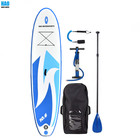 Professional Factory Plastic ISUP Inflatable Stand Up Paddleboard