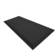Classic black anti fatigue kitchen mat