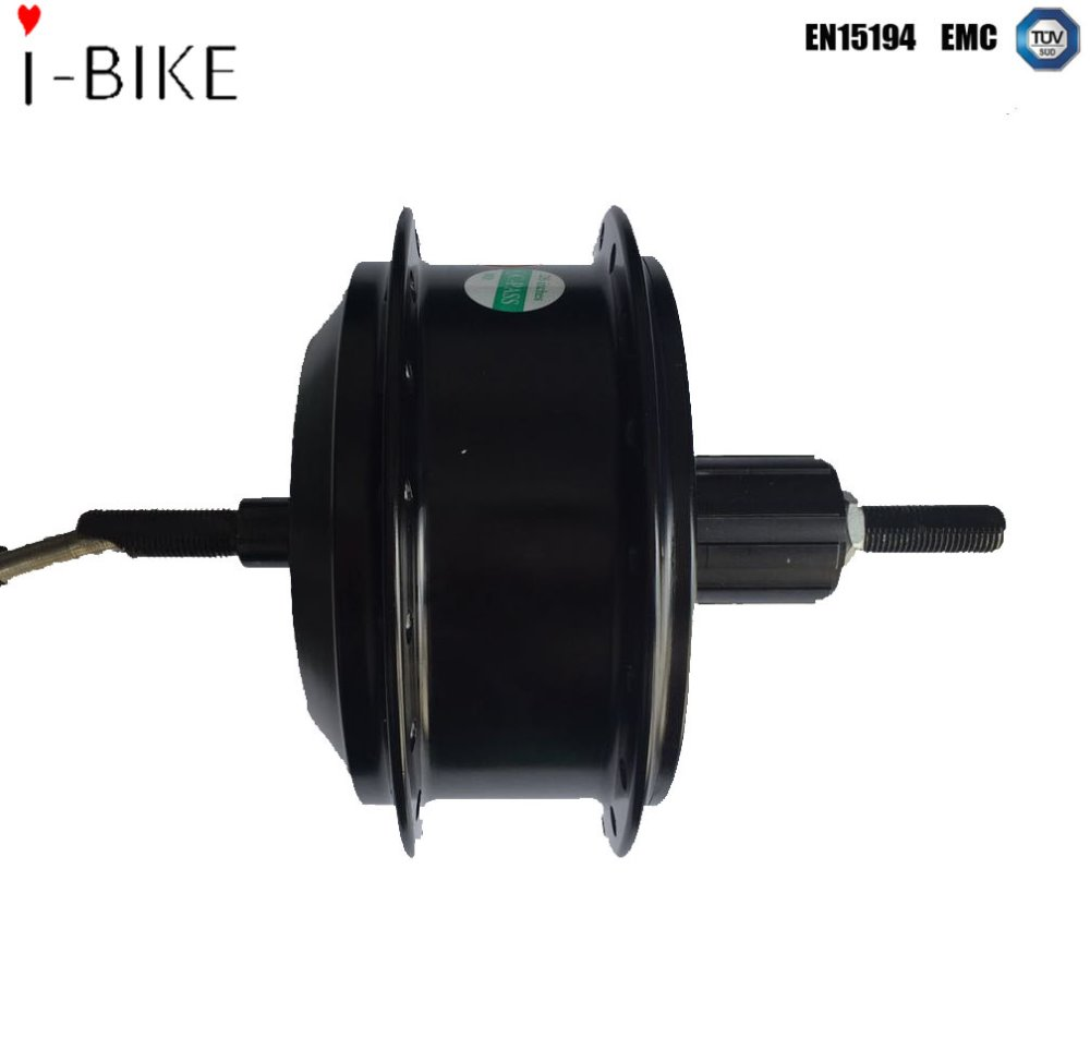cheap price 24 volt wheel hub 250W AiKeMa electric bicycle motor for ebike conversion