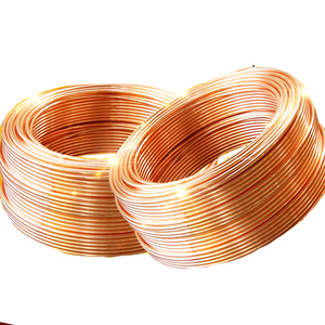 ASTM Standard 1 Inch Soft Copper Tubing Coil