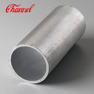 Thick wall aluminum pipe for irrigation pipe with high quality