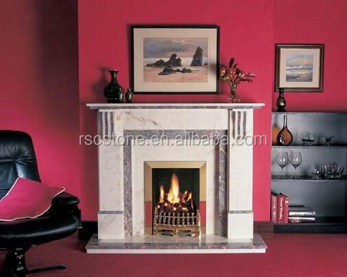 La decoración del hogar elegante natural indoor marmol tallado ...