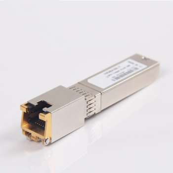 SFP-GE-T SFP-10G-T 10G SFP RJ45 Switch SC Connector SFP Transceiver