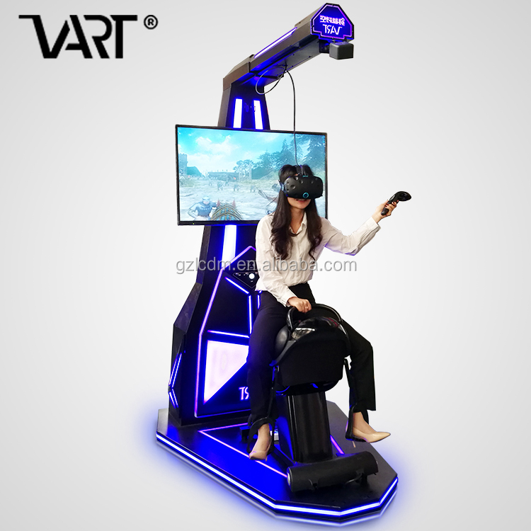 2018 Board High Income Archery War-horse Games Horse Racing Game 9d Vr  Simulator With Vr Glasses - Buy 9d Vr Simulator,Horse Racing Game,War Horse