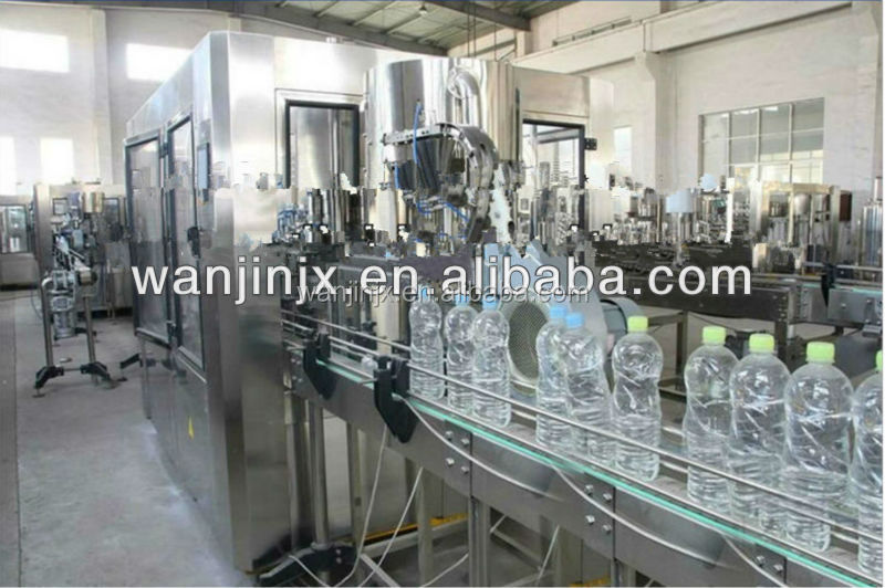 Bottled Water filling Machine/Production Line/Water Filling Equipment