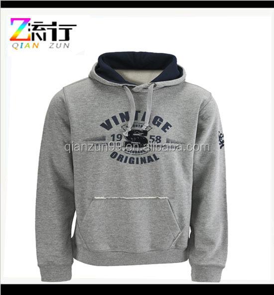 Cheap Wholesale Custom Men Polar Fleece Crewneck Sweatshirt