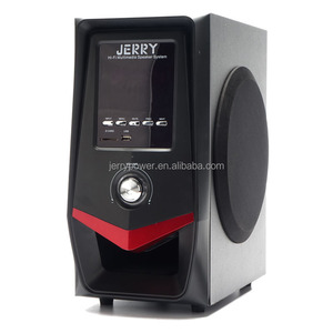 JERRY 3.1 multimedia home theater sound system heavy bass speaker