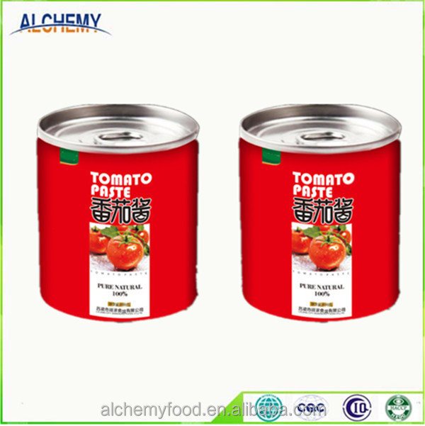 Cartons Of Canned Foods