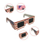 High Quality Eclipse 3D Paper Eye Glasses